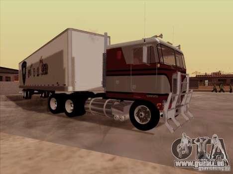 Kenworth K100 für GTA San Andreas