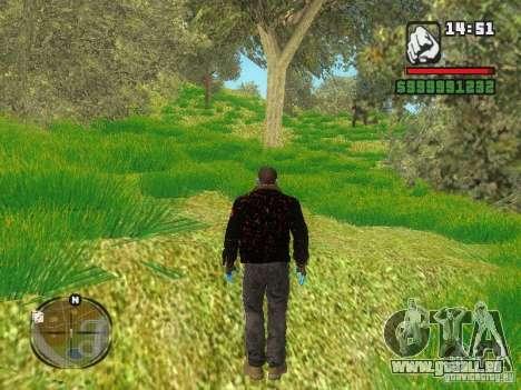 Niko Avatar pour GTA San Andreas troisième écran
