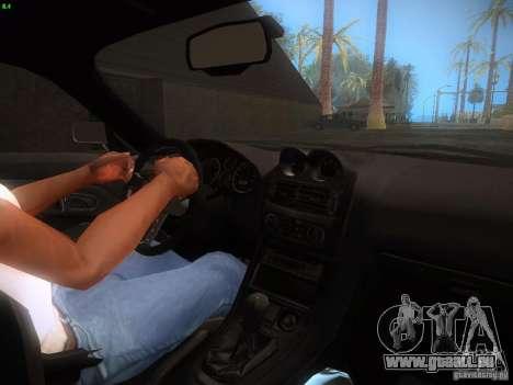 Mitsubishi FTO Tuning für GTA San Andreas rechten Ansicht