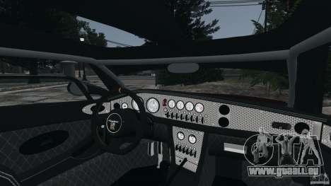 Spyker C8 Laviolette LM85 pour GTA 4 est un côté