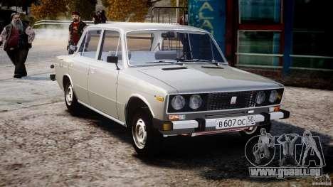 VAZ-21065 1993-2002 v1. 0 für GTA 4 Rückansicht