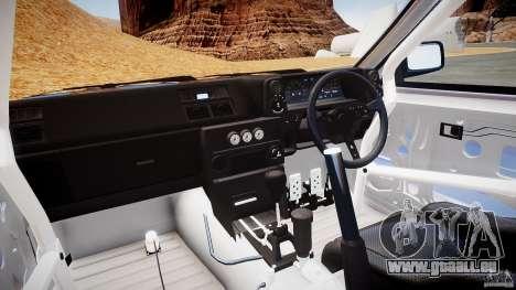 Toyota Corolla Levin AE86 v.1.0 pour GTA 4 Vue arrière