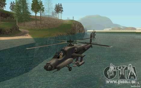 Steal Hunter für GTA San Andreas