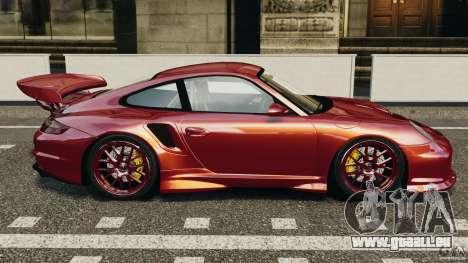 Porsche 997 GT2 Body Kit 1 für GTA 4 linke Ansicht