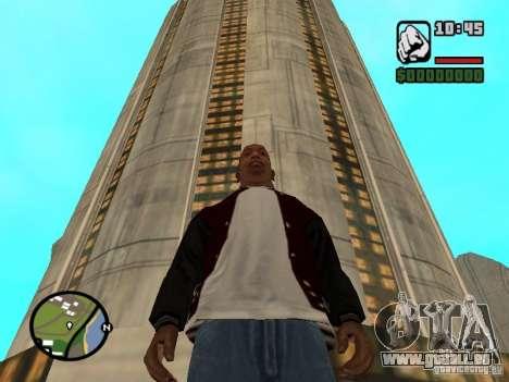 Haus 5 Kadetten aus dem Spiel Star Wars für GTA San Andreas achten Screenshot