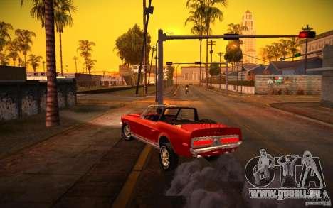 ENBSeries v1.0 par GAZelist pour GTA San Andreas huitième écran
