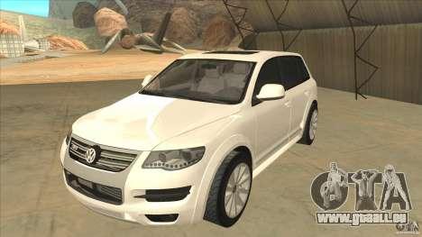 Volkswagen Touareg R50 pour GTA San Andreas