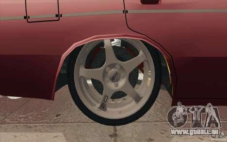Lada VAZ 2106 pour GTA San Andreas moteur