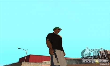 WEAPON BY SWORD pour GTA San Andreas sixième écran