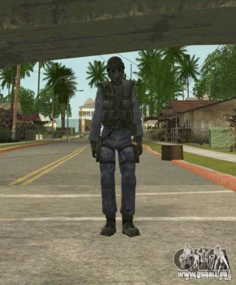 Counter-terrorist für GTA San Andreas neunten Screenshot