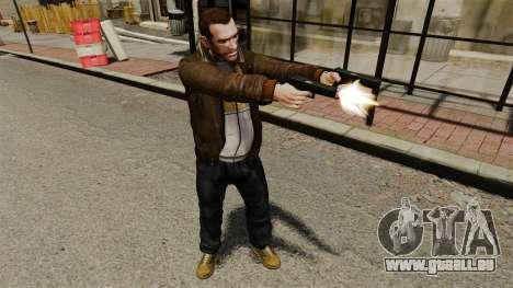 Dual spec pour GTA 4 troisième écran
