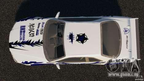 Nissan Skyline R-34 Atomic pour GTA 4 est un droit