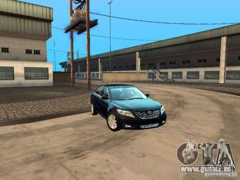 Toyota Camry 2007 pour GTA San Andreas