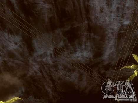 Atomic Bomb für GTA San Andreas fünften Screenshot