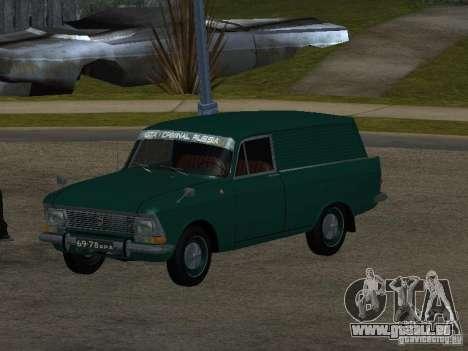 AZLK 434 für GTA San Andreas