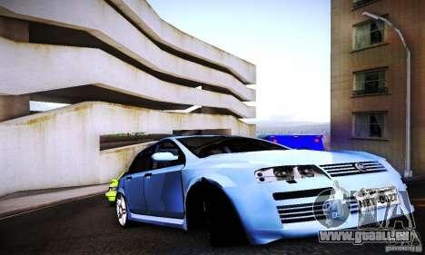 Fiat Stilo Abarth 2005 für GTA San Andreas rechten Ansicht