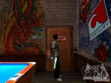 Nouveau Sweet pour GTA San Andreas septième écran