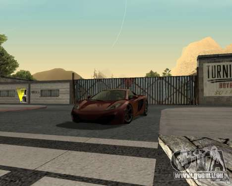 ENBSeries by Nikoo Bel pour GTA San Andreas sixième écran