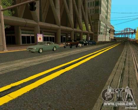 GTA 4 Roads pour GTA San Andreas huitième écran