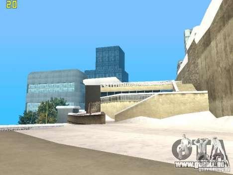 Vols à Liberty City pour GTA San Andreas troisième écran