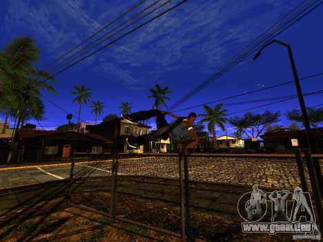Amazing Screenshot v1.1 für GTA San Andreas her Screenshot