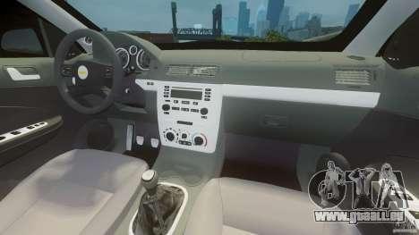 Chevrolet Cobalt SS für GTA 4 rechte Ansicht