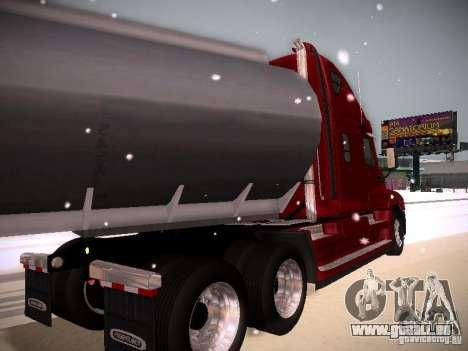 Freightliner Cascadia für GTA San Andreas rechten Ansicht