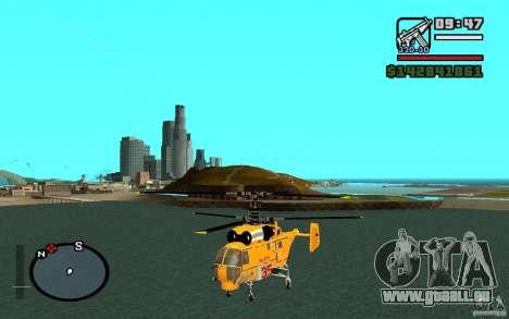 KA-27 N pour GTA San Andreas