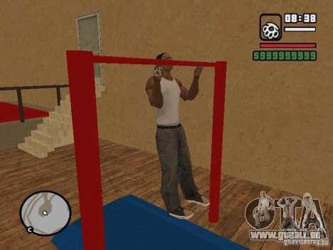 Training and Charging 2 pour GTA San Andreas huitième écran