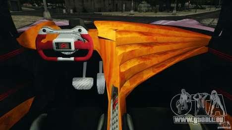 Citroen GT v1.2 pour GTA 4 Vue arrière