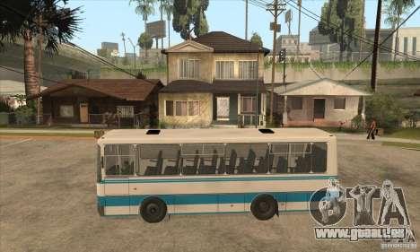 LAZ-A141 für GTA San Andreas linke Ansicht