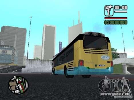 CitySolo 12 für GTA San Andreas Innenansicht