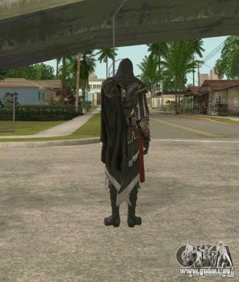 Assassins skins für GTA San Andreas zwölften Screenshot