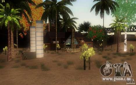 New Country Villa pour GTA San Andreas