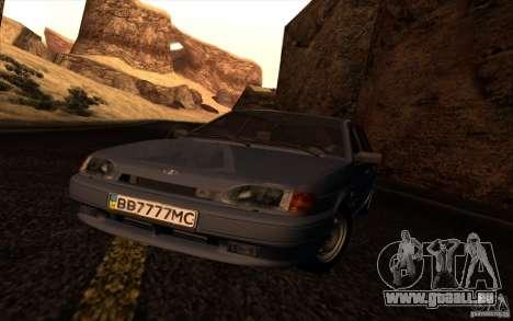ВАЗ 2114 pour GTA San Andreas