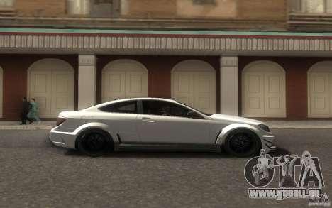 ENB Series by muSHa v1.0 pour GTA San Andreas quatrième écran