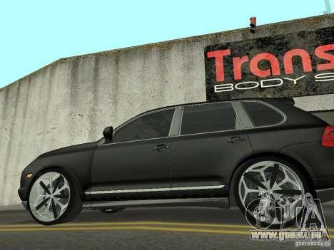Luxury Wheels Pack für GTA San Andreas