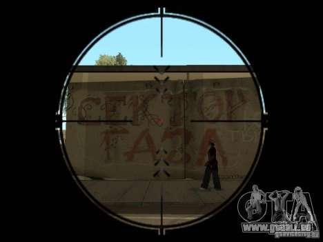 La bande de Gaza pour GTA San Andreas deuxième écran
