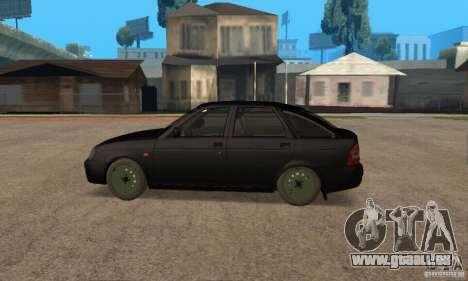 LADA Priora 2172 Schrägheck für GTA San Andreas linke Ansicht