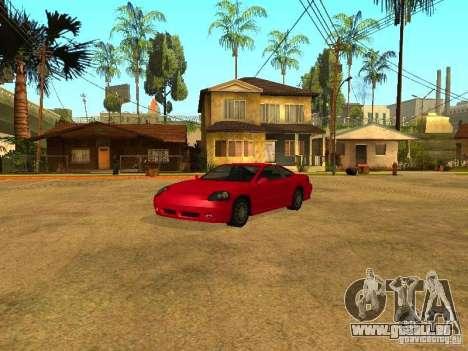 Voitures de frai pour GTA San Andreas deuxième écran