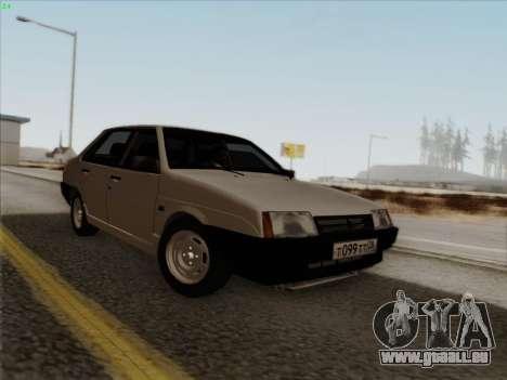 VAZ 21099 Drain pour GTA San Andreas