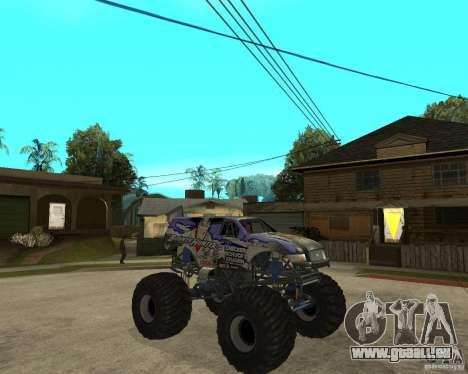 Bounty Hunter pour GTA San Andreas vue de droite