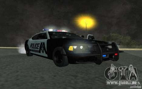 Dodge Charger Police für GTA San Andreas
