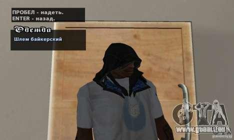 Hottes Assassinov pour GTA San Andreas