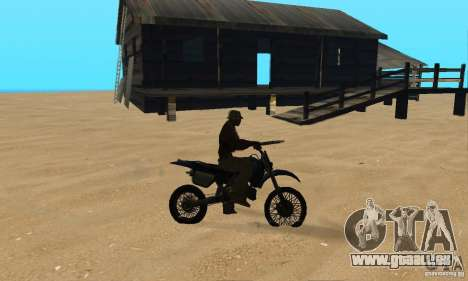 Lost Island für GTA San Andreas sechsten Screenshot