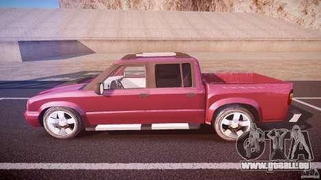 Chevrolet S10 für GTA 4 linke Ansicht
