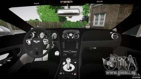 Bentley Continental SuperSports 2010 [EPM] für GTA 4 obere Ansicht
