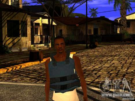 Amazing Screenshot v1.1 für GTA San Andreas dritten Screenshot