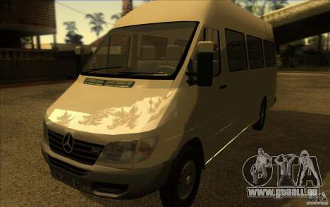 Mercedes Benz Sprinter 315 CDI für GTA San Andreas