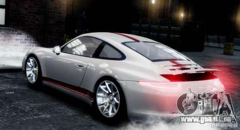 Porsche 911 (991) EPM pour GTA 4 est une gauche
